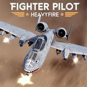 تنزيل لعبة Fighter Pilot: HeavyFire للأندرويد XAPK