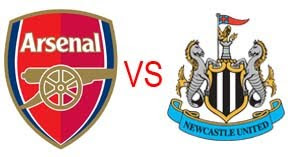 Prediksi Skor Arsenal vs Newcastle United 30 Desember 2012