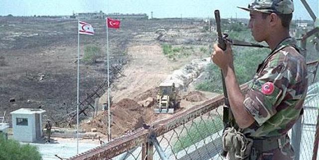 Η Τουρκία μετακινεί στρατό από την Κύπρο...