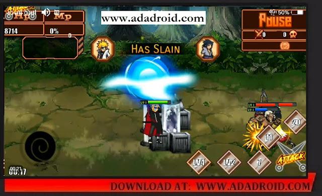 Download Naruto Senki Mod Strom Generation 2