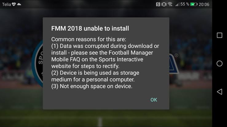 Football Manager 2017 android , FMM 2017 Data + OBB FREE