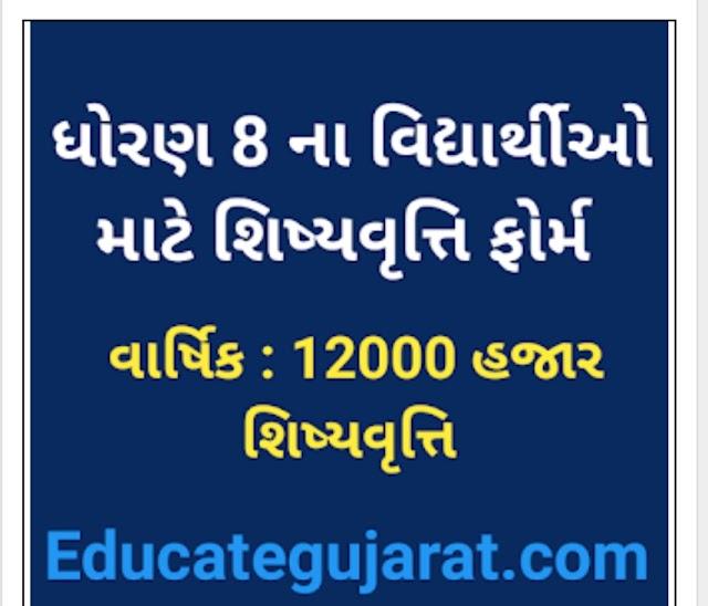 Gujarat NMMS 2020-2021