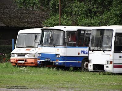 Autobusy PKSiS Oświęcim SA