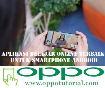 Aplikasi Belajar Online Terbaik untuk Smartphone Android