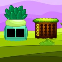 Games2Live - G2L Flower Land Escape