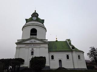 Прилуки. Свято-Николаевская церковь