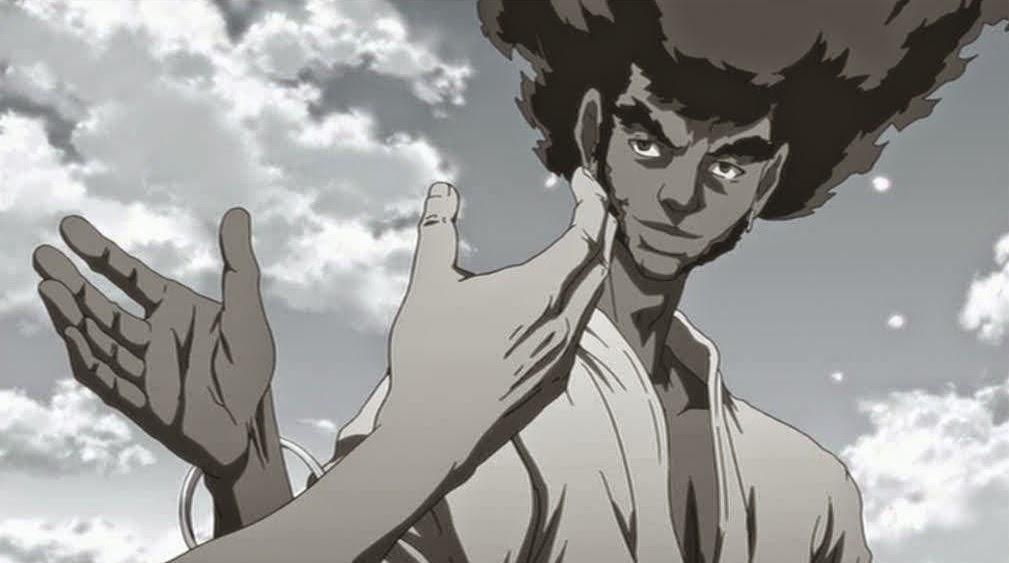 Afro Samurai Resurrection HD Opening - YouTube