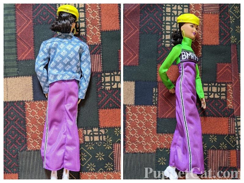 BMR 1959 Neon Dress Denim Jacket