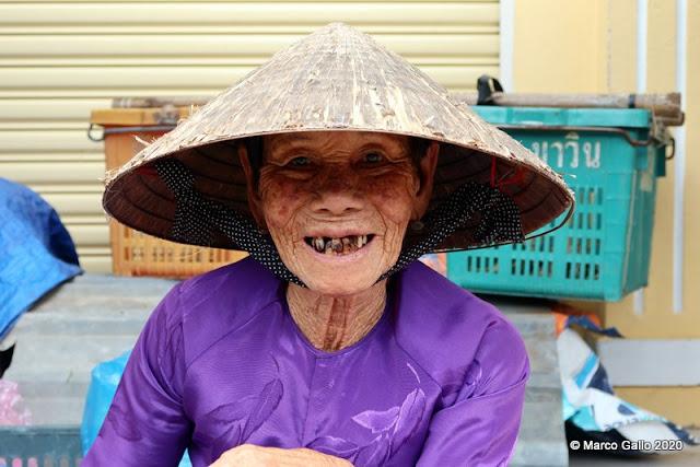 BA LE MARKET. Hoi An, Vietnam