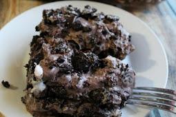 Oreo Dirt Pie