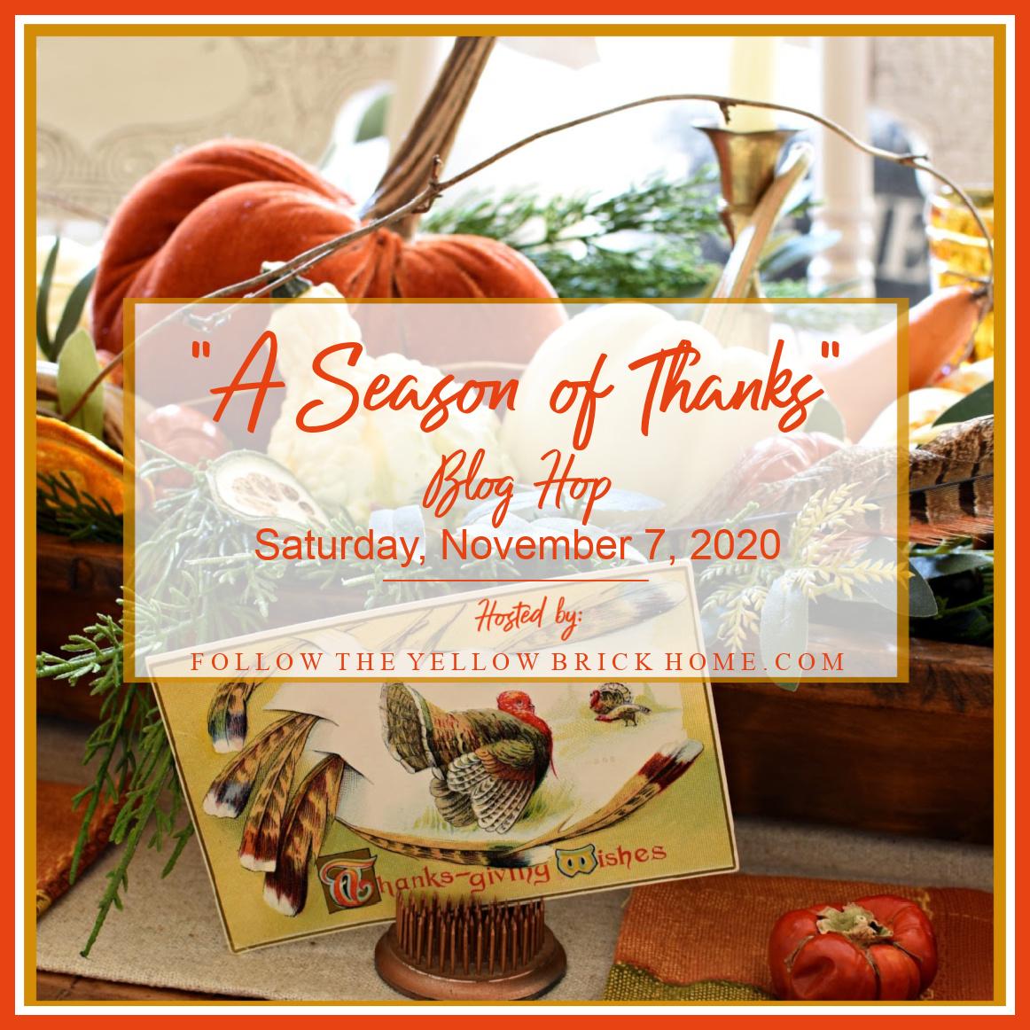 Season of Thanks blog hop