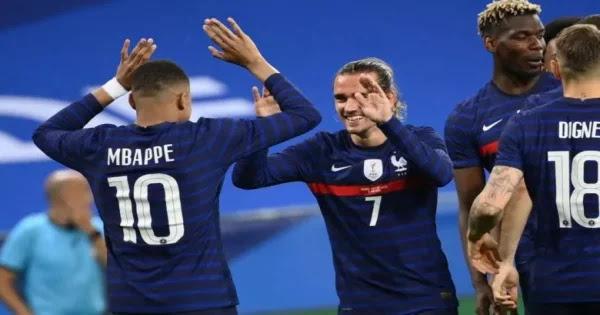 مباىاة فرنسا والمانيا يلاشوت بث مباشر