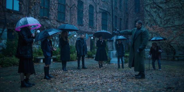 The Umbrella Academy (2019) Season 1 Dual Audio [Hindi-DD5.1] 720p HDRip ESubs Download