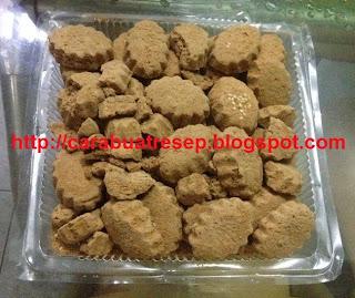 Foto Kue Kering Bagea Palopo Makassar