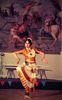 Danza Indiana Bharata Natyam Marialuisa Sales