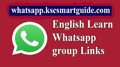 English Learn Whatsapp group Links