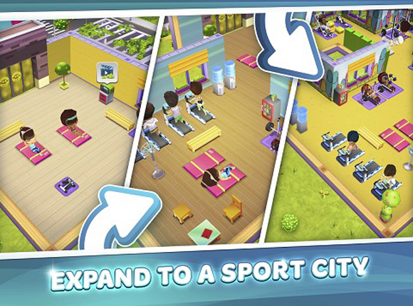 My Gym Mod Apk Unlimited Money Android Terbaru