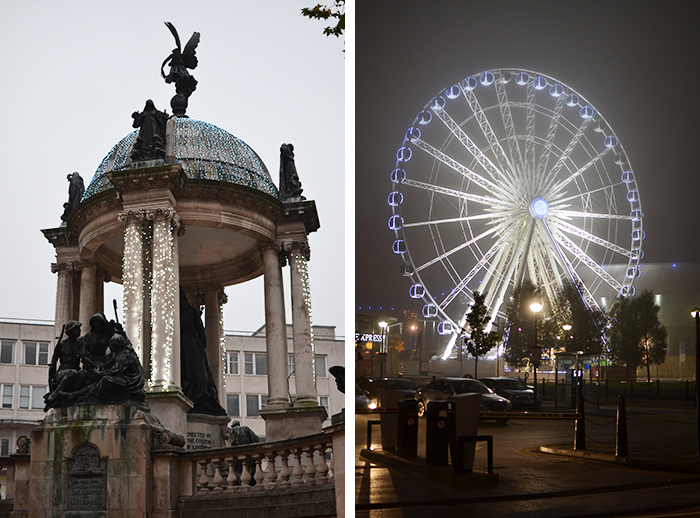 Liverpool Photo Diary | Colours and Carousels - Scottish Lifestyle, Beauty & Fashion Blog