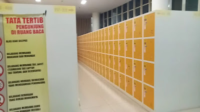 Loker Perpustakaan Dispusipda Jawa Barat