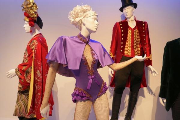 Zendaya Greatest Showman movie costume