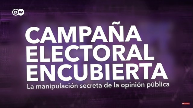 La manipulación secreta de la opinión pública