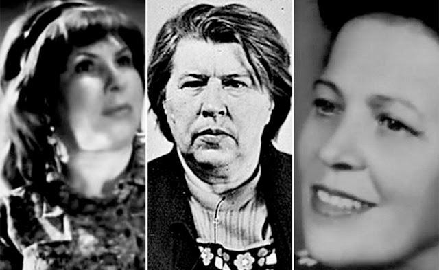 Три женщины, казнённые в СССР