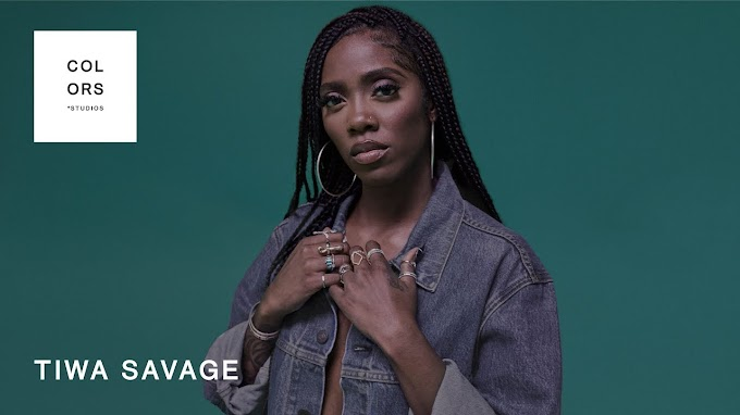 VIDEO | Tiwa Savage - Attention | Download New Song