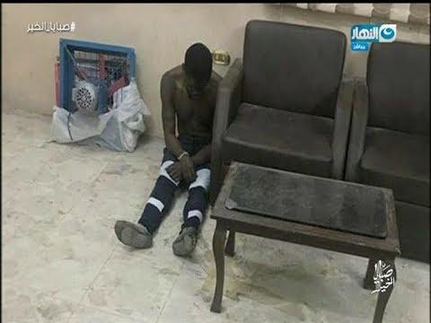 صبايا الخير | بالفيديو لأول مرة ظهور زومبي في مصر يهاجم الناس بالشارع
