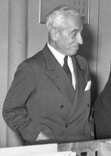 Vittorio Valletta worked for Fiat for 45 years, 27 as CEO