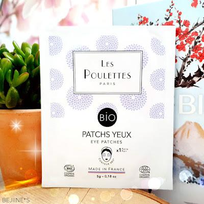 BIOTYfull Box Janvier 2020 patch lespoulettes