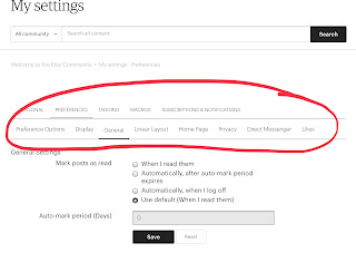 etsy settings screen shot
