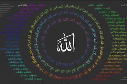Lirik Lagu PT Menggelora - Asmaul Husna