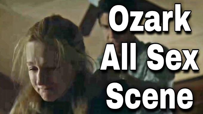 Laura Linney sexy scene - Ozark (2017)