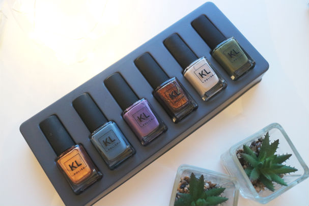KL Polish - 70's Vibe Fall Collection   The Beauty is a Beast