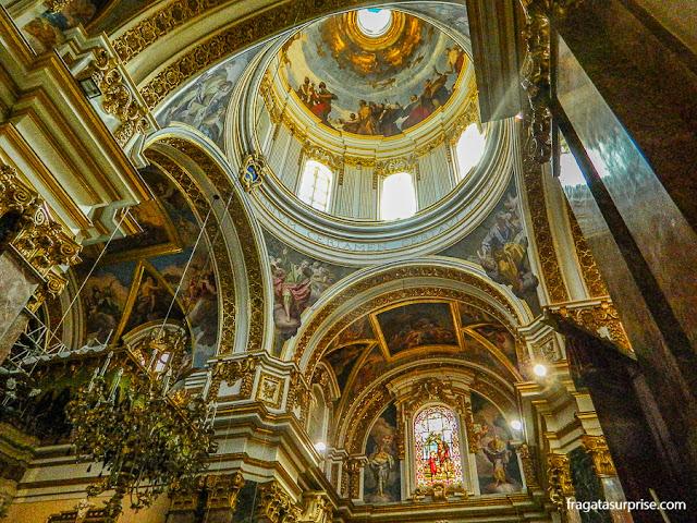Catedral de São Paulo, Mdina, Malta