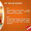 OPERATOR PRODUKSI PT. SINAR SOSRO 2020