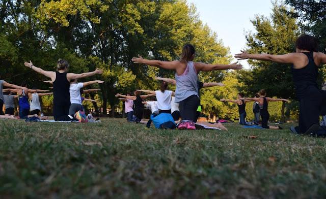 Bertahap Rutin Belajar Yoga