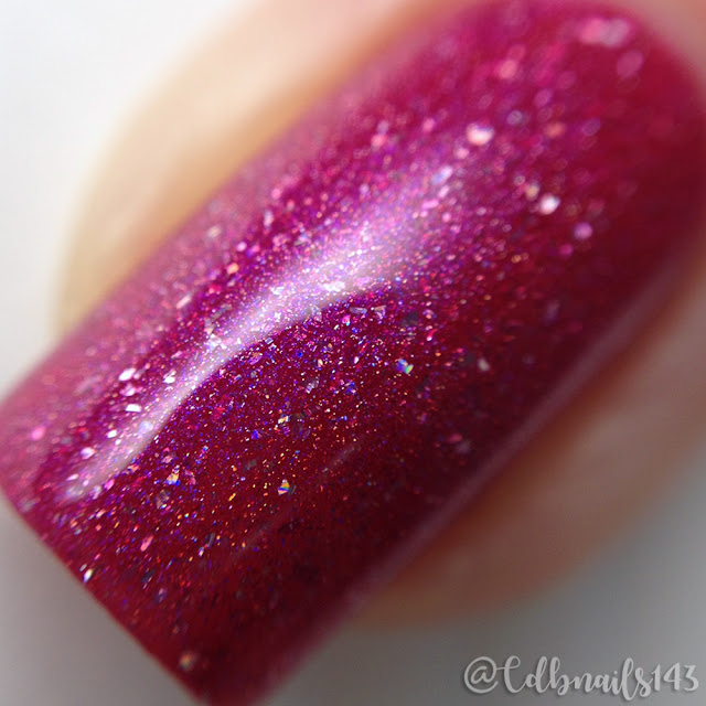 Lollipop Posse Lacquer-Really Almost Beautiful