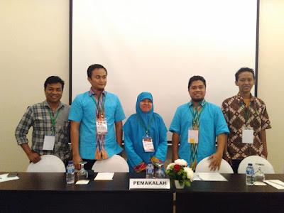 Ilham Guntara bersama Ilmuwan LAPAN dan Peneliti Lainnya www.guntara.com