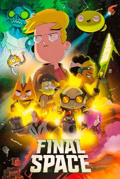 Final Space 2ª Temporada Torrent – WEB-DL 720p Dual Áudio