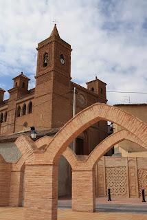 Torralba de Ribota (Zaragoza, España)