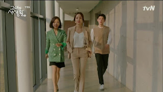 Sinopsis Her Private Life Episode 1