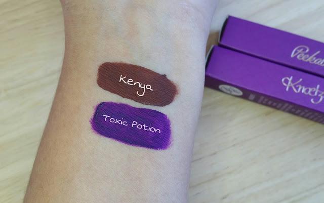 Swatch-lipstick-dulcematte-djulicious-cosmetics-avis-service-client-revue