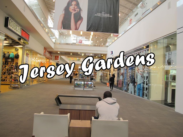 Jersey Gardens Outlet