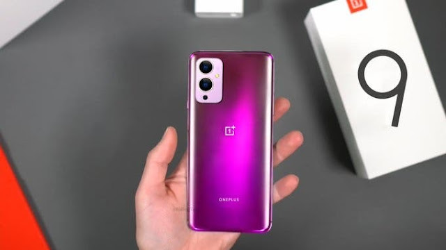 OnePlus 9 Pro Spy Photos Appeared On internet Again