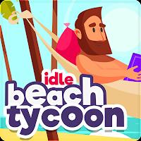 Idle Beach Tycoon : Cash Manager Simulator Mod Apk