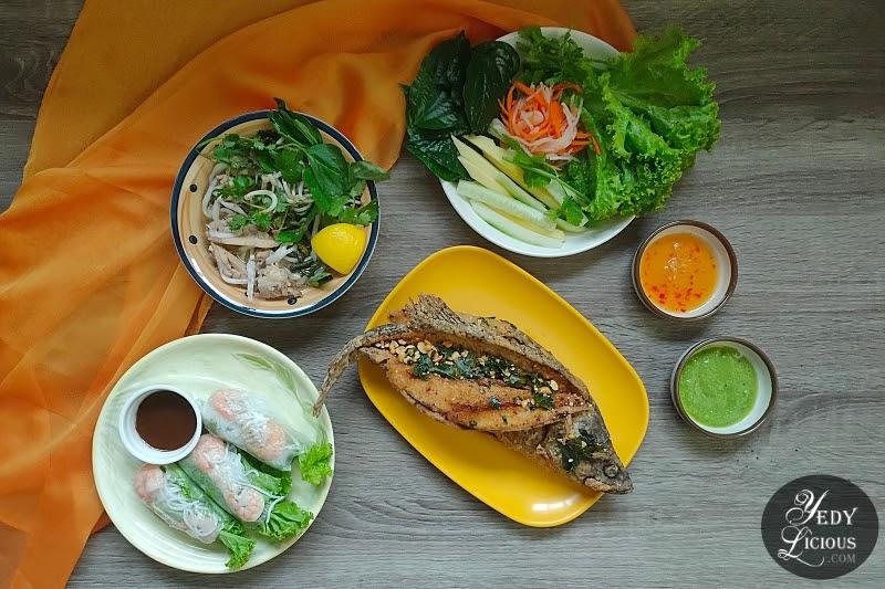 Saigon Corner PH Vietnamese Restaurant in Manila Philippines Blog Review, Saigon Corner PH Menu Price Address Contact No. Delivery Facebook Instagram