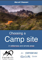 Choosing a camp site - ebook quick guide
