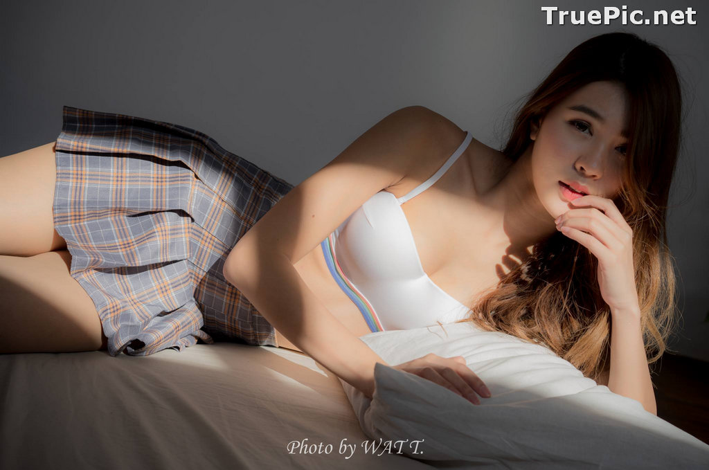 Image Thailand Cute Model - Supansa Yoopradit - Single Lady - TruePic.net - Picture-4