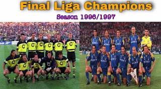 final liga champion 1997